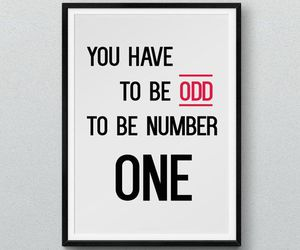 quotes, odd, and one image