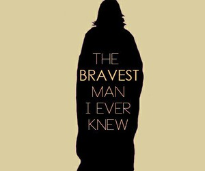 harry potter, snape, and brave image