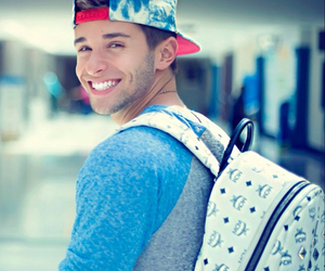 jake miller, beautiful, and smile image