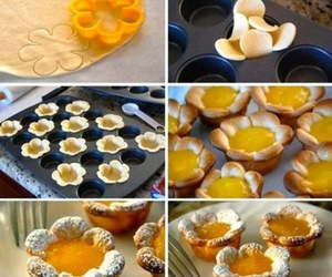 food, diy, and flowers image