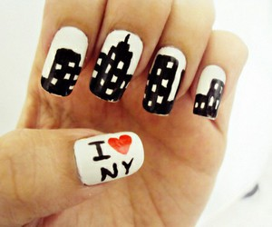 nails, new york, and ny image
