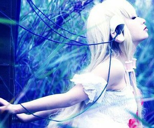 chobits and cosplay image