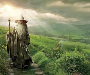 gandalf, lord of the rings, and the hobbit image
