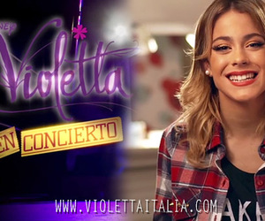 violetta and concert image