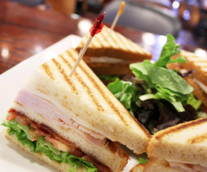 food, sandwich, and delicious image