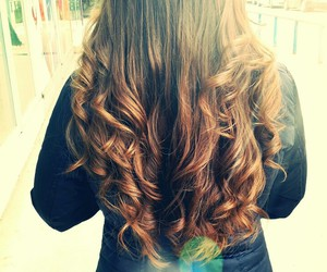 Best, curls, and hair image