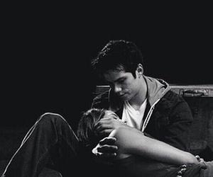 love, hug, and teen wolf image