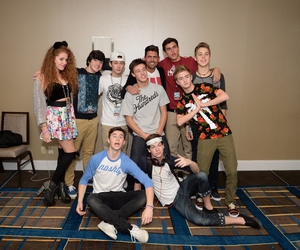 magcon, taylor caniff, and nash grier image