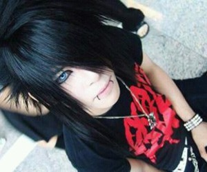 emo and piercing image