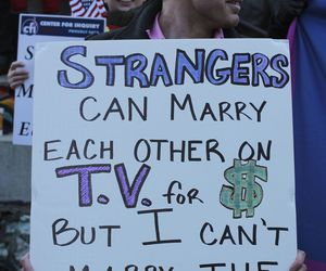 love, gay, and tv image