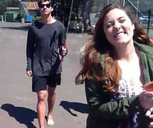 calum hood and maddy harris image