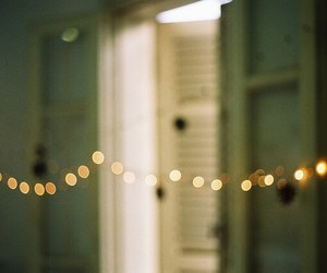 light and pretty image