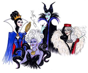 disney, ursula, and hayden williams image