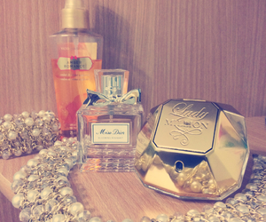 miss dior, victoria secret, and oh my gold image