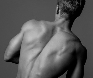 abs, back, and boys image