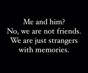 him, memories, and quote image
