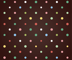 chocolate, dot, and simple image