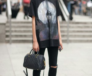 model, street style, and style image