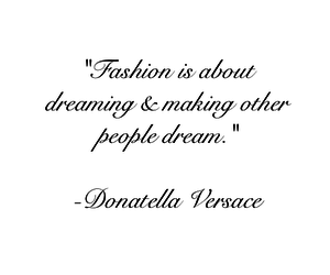quote, Dream, and fashion image