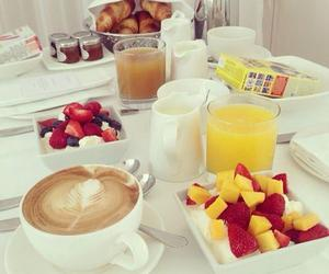 breakfast, food, and fruit image