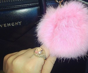 Givenchy, pink, and bag image