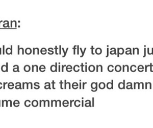 tumblr, textpost, and one direction image