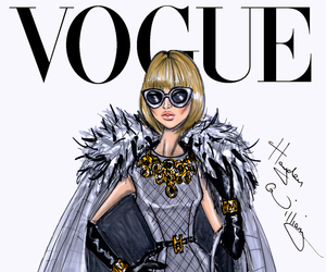 vogue, hayden williams, and Anna Wintour image