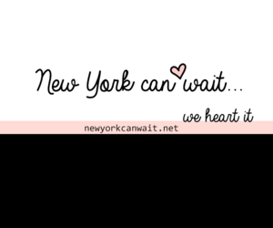 Image by New York can wait