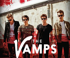 brad simpson, connor ball, and the vamps image