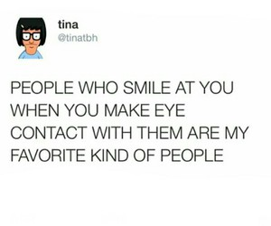 people, smile, and tina image