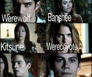 kira, teen wolf, and season 4 image