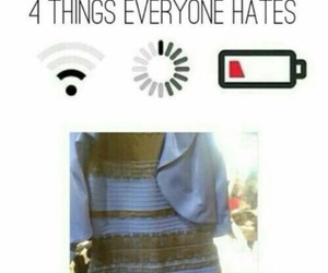 hate, dress, and funny image