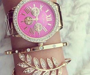 pink, fashion, and beautiful image