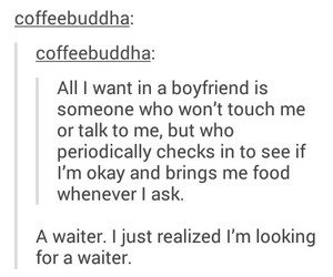 boyfriend, tumblr, and funny image