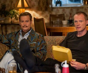 johnny depp, mortdecai, and charlie mortdecai image