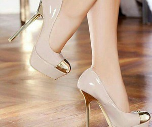 beautiful, chic, and shoes image