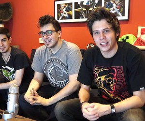 mangel, rubius, and mangelrogel image