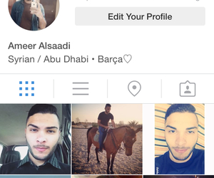 arabic, my account, and follow image