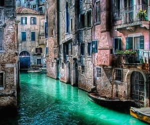 canals, old style, and waterway image