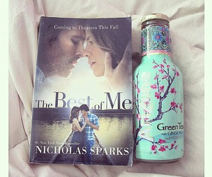 book, nicholas sparks, and love image