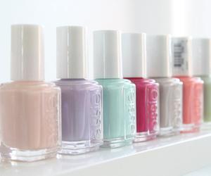 essie, nails, and nail polish image