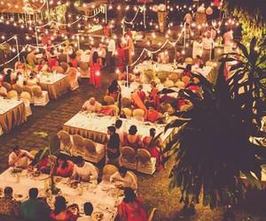 scenario and wedding image