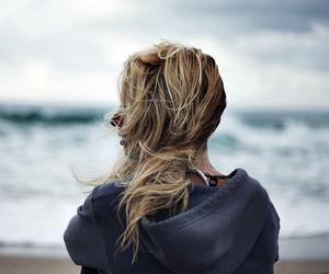 artist, girl, and hair image