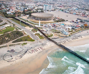 Frontera, mexico, and love image