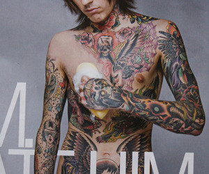 oli sykes and oliver sykes image
