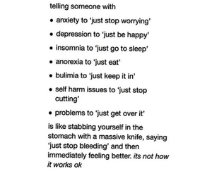 anorexia, anxiety, and bulimia image