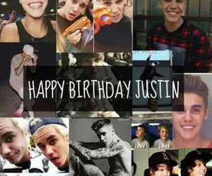 21, birthday, and justin image