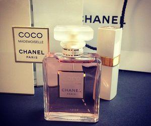 chanel and parfume image