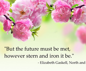elizabeth gaskell and north and south image