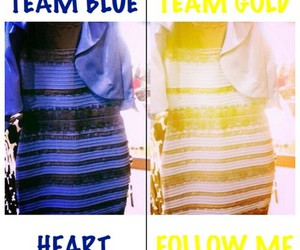 heart, dress, and follow image